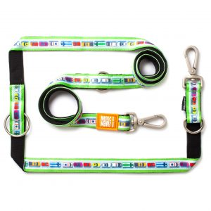 Traffic Jam - Multifunctional Dog Leash-MaxMolly-DOXBOX